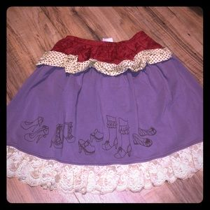 Persnickety size 10 skirt EUC